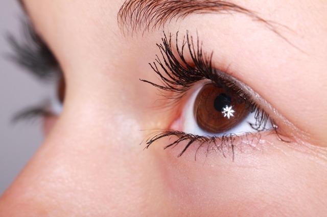 oční čočky