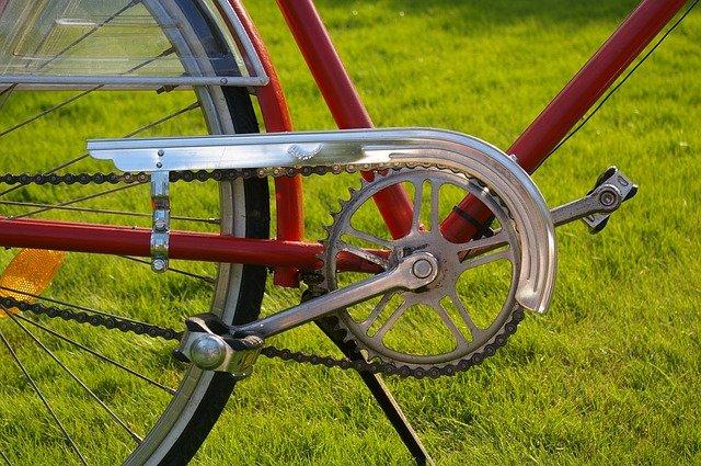 červené kolo