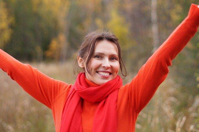 radost v přírodě
