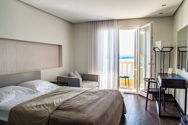 hotelový pokokj