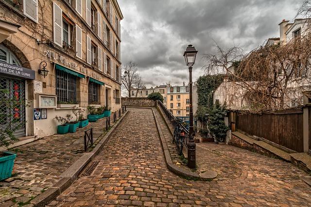 historická ulice