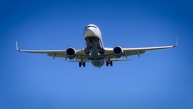 letící stroj