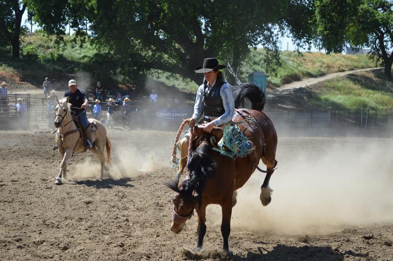 Westernové rodeo