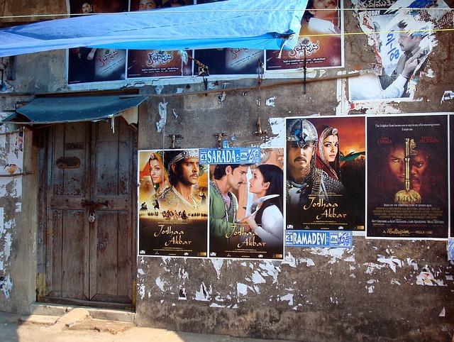 propagační plakáty